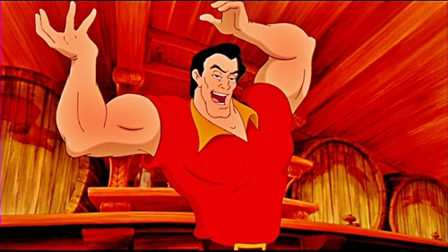 1. To become a cartoon character and have sexual intercourse with Gaston from Beauty and the Beast. 2. To go to Disneyland and have sexual intercourse with Gaston from Beauty and the Beast. 3. To become Belle and have sexual intercourse with Gaston from Beauty and the Beast.