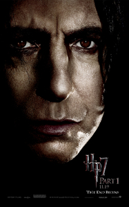 Severus Snape, my one and only love :)