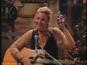 She will kill you like a dog on the street. Woof! Woof! Lol, Phoebe rocks :P