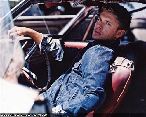 Jensen Ackles I Любовь him he is soo hot and funny also a fantastic actor <3
