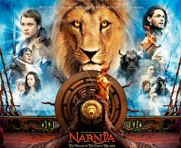 NARNIA COZ EDMUND IS .H.O.T.!!! lol and i think aslan is cute