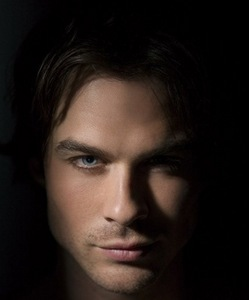yeah but just damon he is so hot id fall in love the second i saw him oh hes really hot i love him.