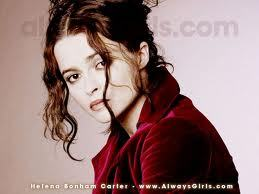 I Liebe so many things this time I'll go with the wonderful Helena Bonham Carter. No Requisiten nessecary.