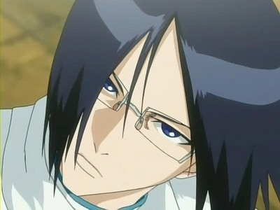 Uryuu Ishida from Bleach! I have a thing for nerds, I can't help it!