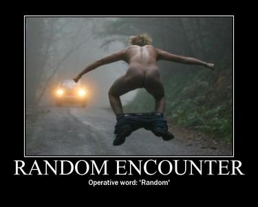 o_o cool o random: te decide...