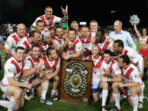 I think of the best NRL team in the world... the st george illawarra dragons!!!!! Naga FTW!!!!!