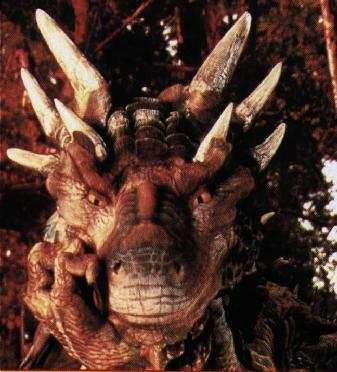 Dragonheart's Draco. :'( I cried so much when he died.