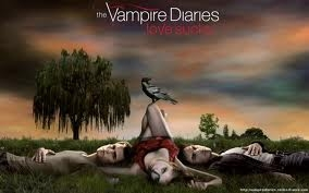 VAMPIRE DIARIES! Damon is sexy!!