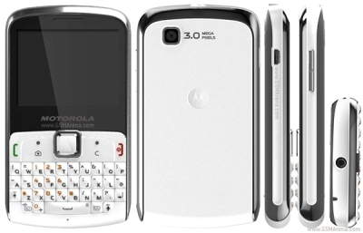 Motorola EX 112 ;)