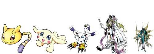 Gatomon! :D