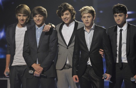 I pag-ibig One direction xxx