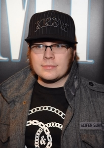 Patrick Stump for me is the best person on the Planet and of course my parents and brother ^^ PATRICK'S MINE SO STAY AWAY FROM HIM!!!, HE'S THE BOY IN THE PIC AND HE'S MINE!