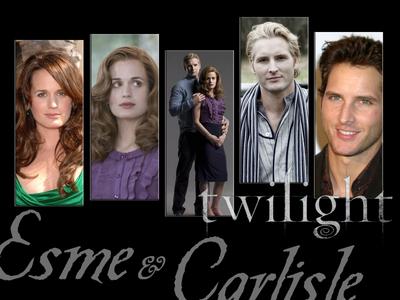 Team Carlisle and Esme 4eva. Without carlisle theres no edward.