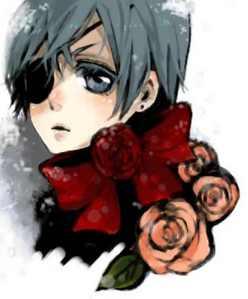 Ciel Phantomhive<3 from Kuroshitsuji(black butler) I pag-ibig him!!!!