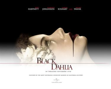 I didn't know about the band, but I know about the murder and the movie. Edit: They made it in 2006. Here's a [url=http://en.wikipedia.org/wiki/The_Black_Dahlia_(film)]wiki link[/url].