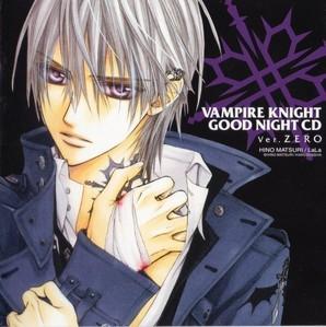 Zero Kiryuu from Vampire Knight♥