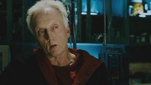 """John Kramer from Saw. He is like an awesome quote machine. """"Yes, I'm sick, officer. Sick from the disease eating away at me inside. Sick of people who don't appreciate their blessings. Sick of those who scoff at the suffering of others. I'm sick of it all!"""""""