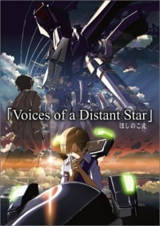 Voices of a Distant bituin Hoshi no Koe ~The Voices of a Distant Stars~, using full 2D and 3D digital animation, is a story of a long distance pag-ibig and mail messages between a boy and girl. Set in 2046 after the discovery of the ruins of an alien civilization on Mars, man has been able to make leaps in technology and is planning to send an expedition into puwang in the susunod year. Nagamine Mikako and Terao Noboru are junior high school students. However, while Noboru will be entering senior high susunod winter, Mikako is selected to sumali the puwang expedition.