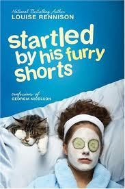 Book: Started Von his furry shorts(Georgia Nicolson series) Line: What are they, the idiot telepathic twins? Chapter: There is no chapters its like journal entries
