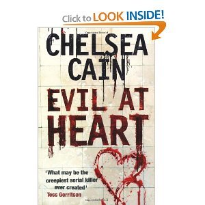 'Claire broke the dichtung on a water bottle she had in her hand and took a slug. It's chapter 4 from Evil At herz Von Chelsea Cain