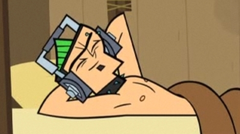 Duncan from Total Drama World Tour.