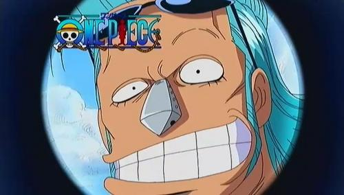 Franky and Vivi from One Piece
