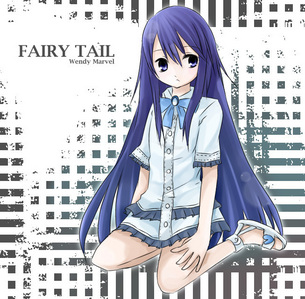 wendy from fairy tail <3