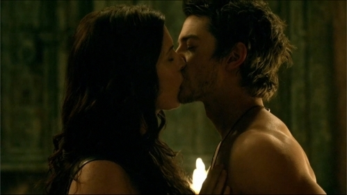 Richard and Kahlan, Legend of the Seeker!