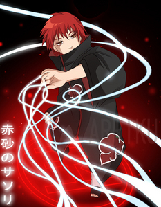Sasori from Naruto.. Sesshomaru from Inuyasha...