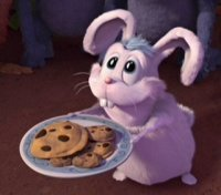 Me: Way to go, hot shot... waddya think I'm gunna do with one cookie? You: Call Vlad. Me: Vlad? You: Ya know, from Horton Hears a Who! Me: The BAD Vlad? With the knife-sharp claws, and dust-covered feathers? You: No!!! The Vlad that Makes the bánh quy, cookie Me: Oh that Vlad! You: *looks around* yeah.................... CAN I GO NOW? Me: No, bạn still lấy trộm, đánh cắp my cookies, help me do some chores. You: *whining* But I dont waaaaaaaaaaaaaaaaaaaaaaant toooooo! Me: Too bad... You: Jerk Me: What did bạn just say ?!?!?! You: NOTHING! Me: Yeah, thought so... You: So what now? Me: *smirks* paint my toe nails. You: BUT bạn HAVE BUNIONS! (idk how to spell) Me: TOO BAAAAAAAAADDDDDDDD!!! *hands on hips* You: VLAD! Me: RUN FOR YOUR LIFE!!! HE'LL CLAW YOUR EYES OUT! You: Look! >.> Me: *looks* oh hi Vlad!