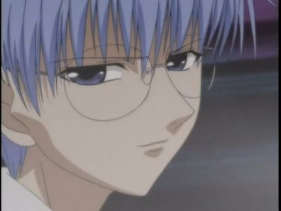 Shigure from Fruits Basket :> Satoshi from D.N.Angel!!