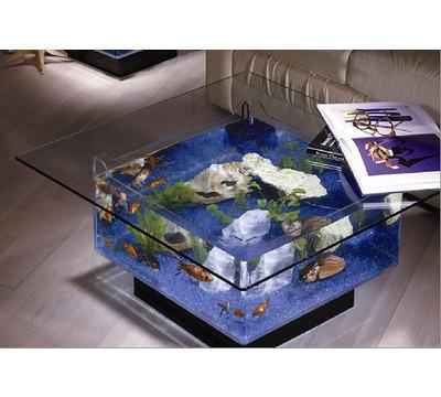 মাছ Tank Table.
