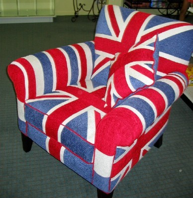 Eipc chair that I really want cuz I'm obsessed with London stuff & it looks super comfortable!