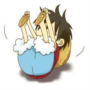 Chibi Luffy^^
