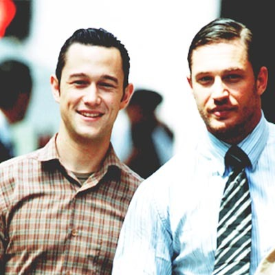 Arthur and Eames from Inception ♥♥♥