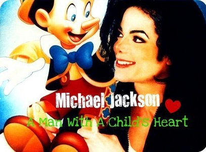 ♥This is mine :)♥ I LOVE IT VERY MUCH!!♥♥♥♥ My idol Michael and a Pinocchio♥ I used to watch Pinocchio alot when I was a small child and I Love Michael SO SO MUCH♥ It's so ADORABLE and CUTE♥ and I DON'T CARE WT THE DAMN HATERS THINK ;)!! THEY ARE THE ONES LOOSING IT!! :P
