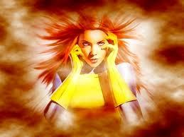 Jean Grey, obviously. Just look at my other پروفائل pics. =D