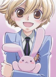 YAYS! I'M MITSUKUNI (HUNNY) HANINOZUKA!