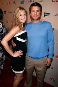 Well i didn't knew that before but i was curious about that and yes James Roday and Maggie Lawson is couple in reality