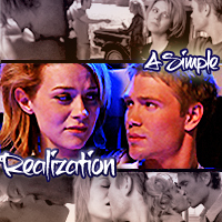 """My favorite scene for Leyton is the 3.21 """"I love you"""" scene. The flashbacks, emotion, music, and the looks on everybody's faces make this scene <b> <i> amazing. </b> </i>  {Icon credit to Maham <3}"""
