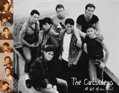 I think Ponyboy, Sodapop, Two-bit, and Steve are the cute ones from The Outsiders because I pag-ibig them and I think their cute!