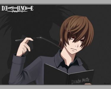 Ygami of deathnote!!!!!