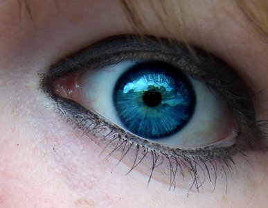 Blue, because that's my eyes! Duh, I know this one, heard it last year!!!