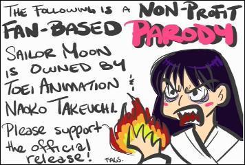 Sailor Moon Abridged.