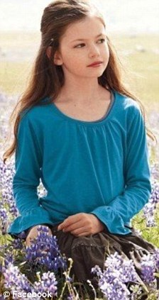 She is perfect in my opinion. I mean, look at her! She could be in The Meadow!!!! (pic below!)