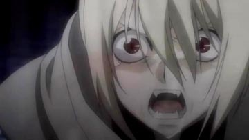 Maybe Ion from Trinity Blood. Maybe.