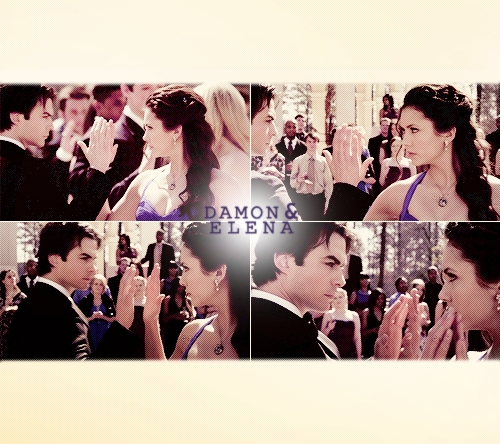 My OTP it's ♥Delena♥, it's ALWAYS gonna be Delena, they are just too perfect together! ♥♥
