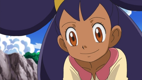 She is NOT ugly, she is very pretty and super cute. u shouldn't judge a character door looks. Yes she's annoying when she calls Ash a kid. But other then that, she an awesome character.