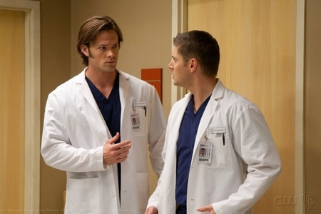 I daydream a lot about Sam and Dean from Supernatural. They take up almost 99.9% of my brain functions most of the time.