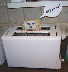 Toasters. Those poptarts won't stand a chance.